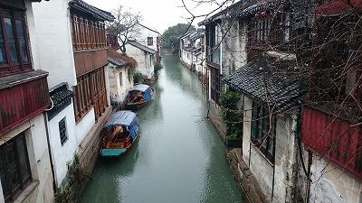 上海~蘇州~周庄