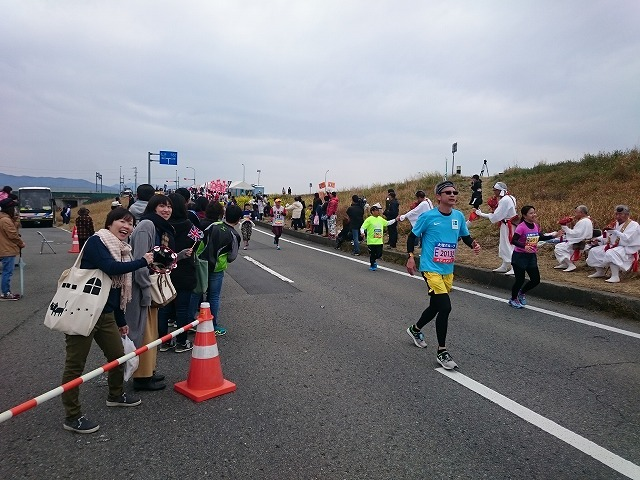 とくしまマラソン~UI春休み