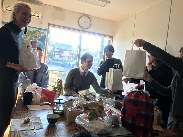 Merry Christmas~♪ミーティング