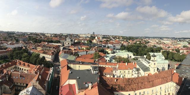 リトアニアへの旅