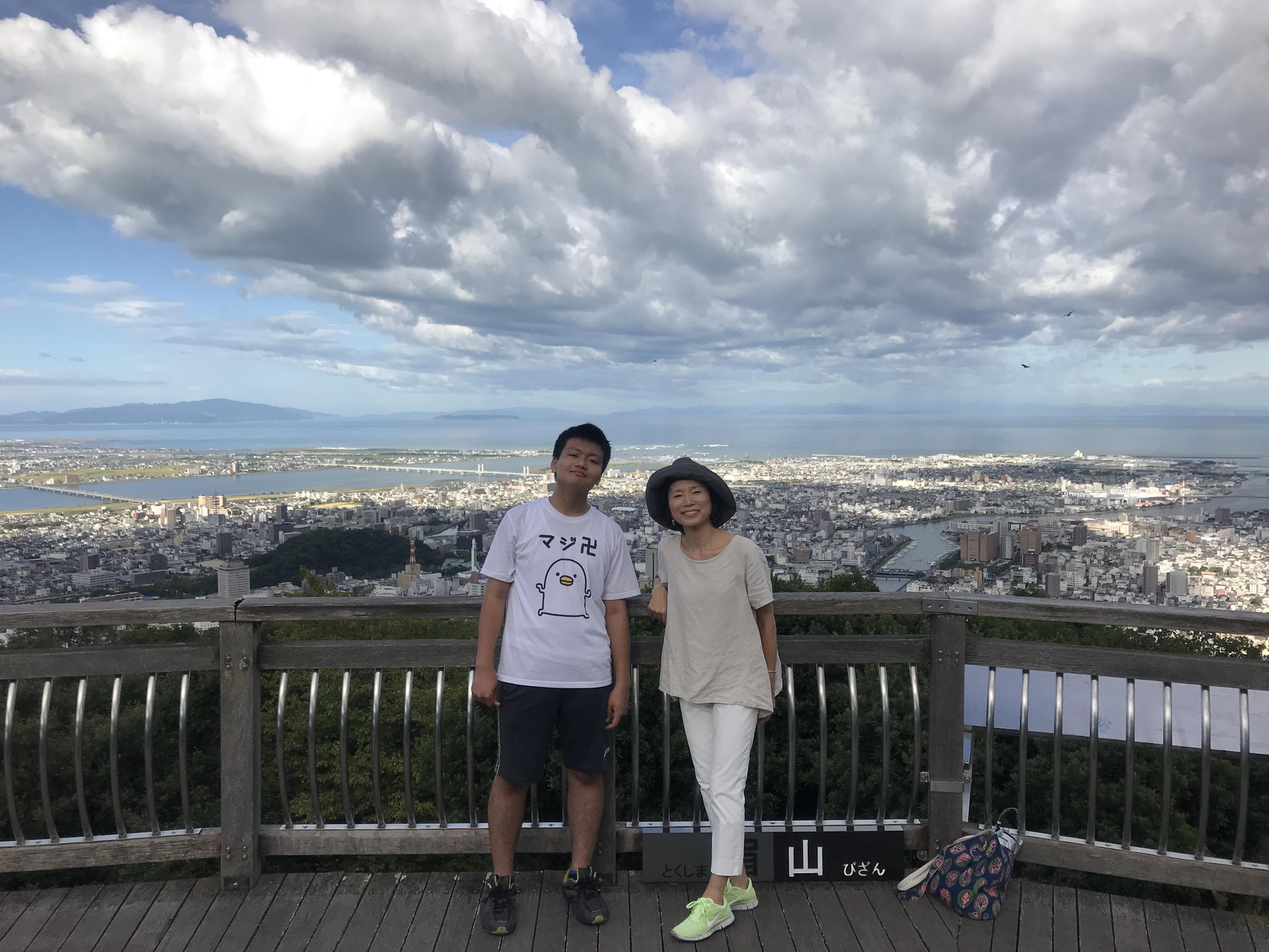 UIの夏休みレポート!(^^)/