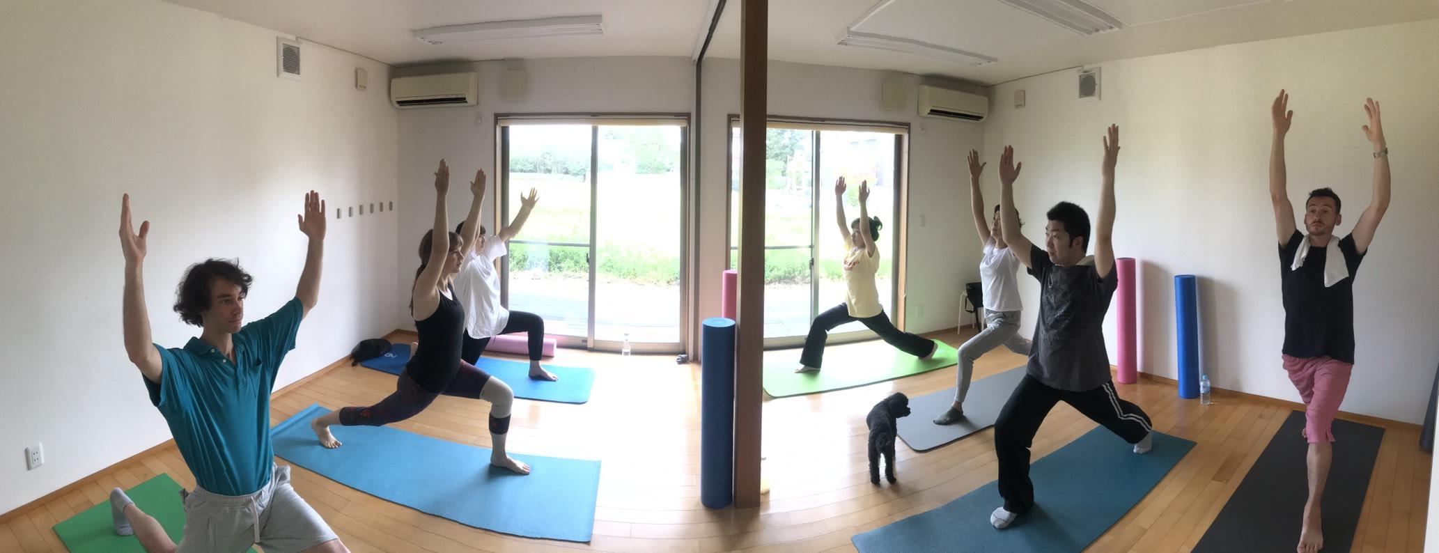 Pilatesで身体を整え、心を整え