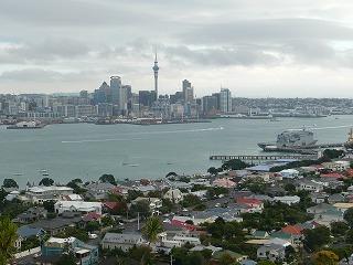 NZ旅行記 part1