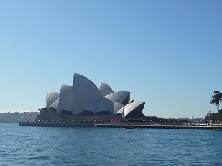 Holiday in Sydney