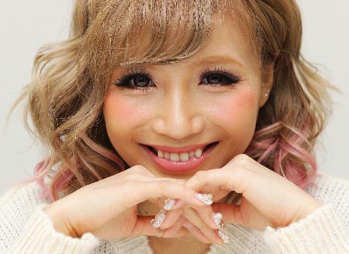 「自信を持って、世界を広げて」モデル・鎌田安里紗さん